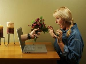 Computer Flowers