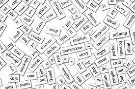 lots of words