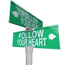 head vs heart