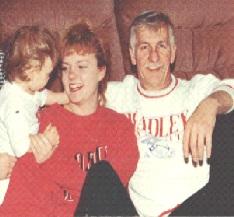 Me, Dad & my nephew