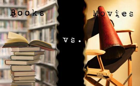 book v movie