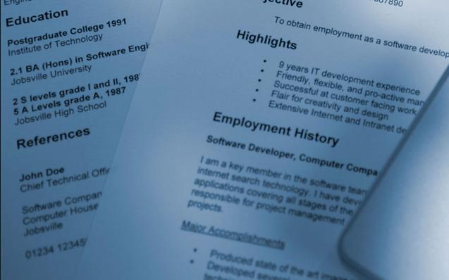 Resumes One Page Or Two And Why They Fail Based On Length Alone