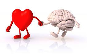 head and heart playing nice