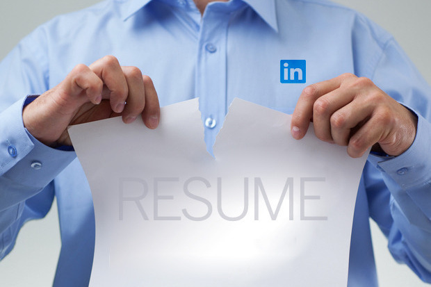 It is NOT Okay For Your LinkedIn Profile To Sound Like Your Resume ...